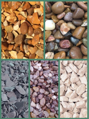 Decorative Garden Gravel